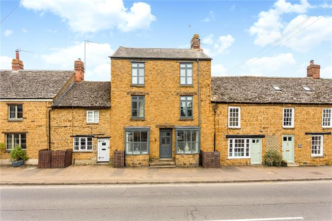 Guide Price £525,000, 4 Bedroom Terraced House For Sale in Banbury, Oxfordshire, OX15
