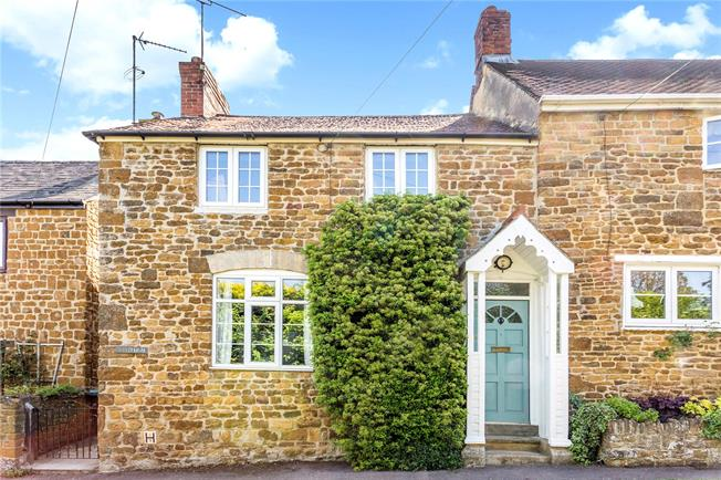 Guide Price £420,000, 2 Bedroom End of Terrace House For Sale in Adderbury, OX17
