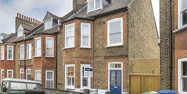Asking Price £1,150,000, 4 Bedroom Semi Detached House For Sale in London, SE22