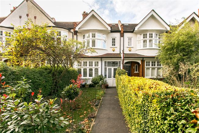 Offers in excess of £900,000, 4 Bedroom Terraced House For Sale in London, SE22