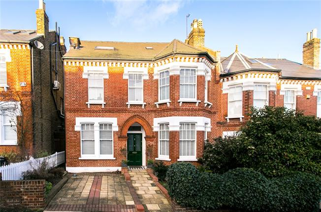 Offers in excess of £1,500,000, 6 Bedroom Semi Detached House For Sale in London, SW2