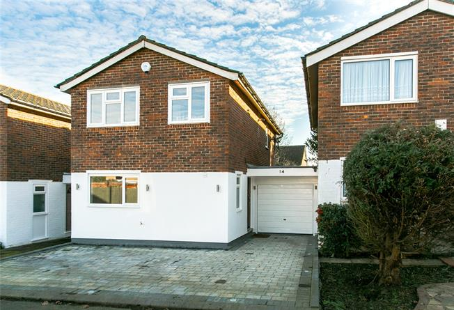 Asking Price £585,000, 3 Bedroom Detached House For Sale in London, SE19