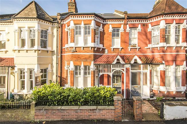 Asking Price £1,375,000, 6 Bedroom Terraced House For Sale in London, SE24