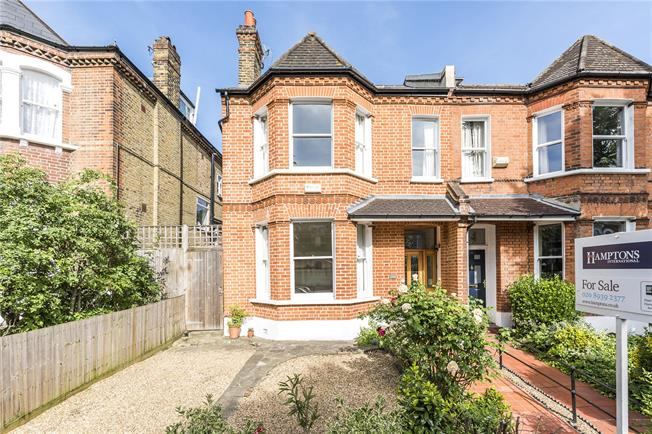 Asking Price £1,250,000, 5 Bedroom Semi Detached House For Sale in London, SE22