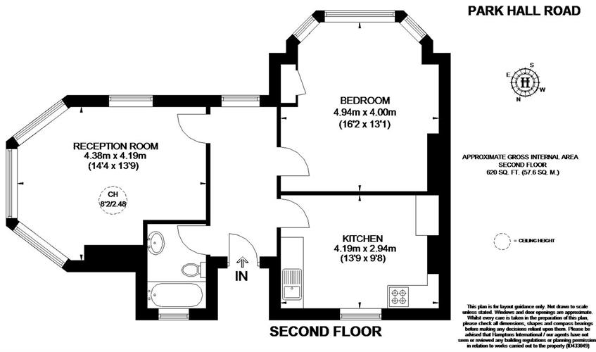 1 Bedroom Flat For Sale In London Asking Price 350000