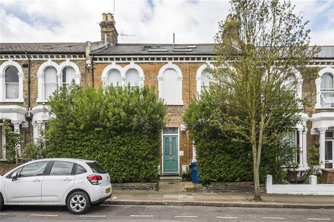 Asking Price £799,000, 3 Bedroom Terraced House For Sale in London, SE5