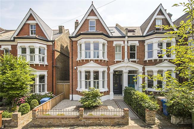 Offers in excess of £2,000,000, 6 Bedroom End of Terrace House For Sale in London, SE24