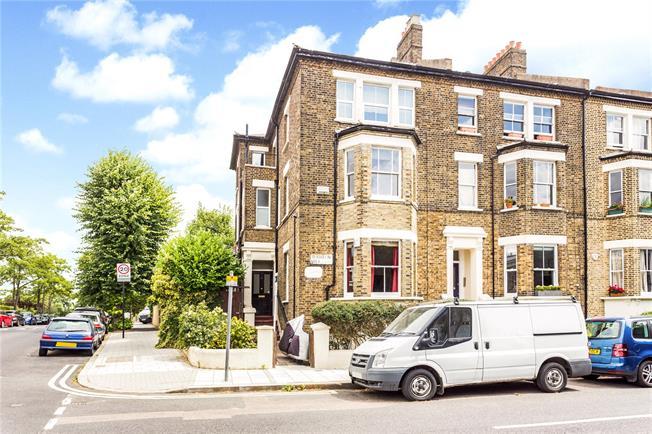 Asking Price £270,000, 1 Bedroom Flat For Sale in London, SE21