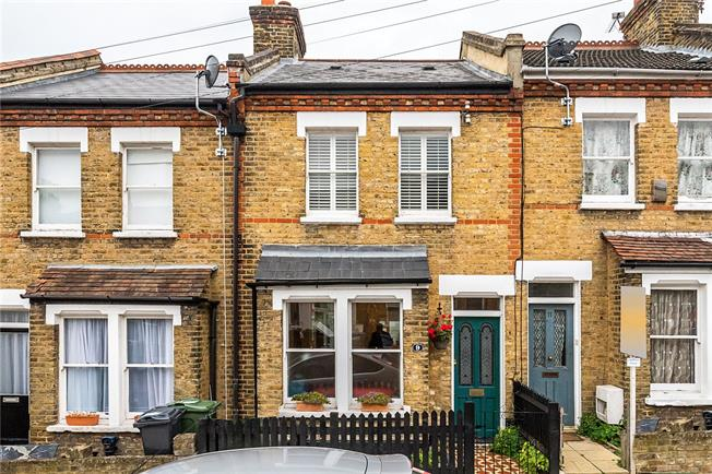 Offers in excess of £520,000, 2 Bedroom Terraced House For Sale in London, SE27