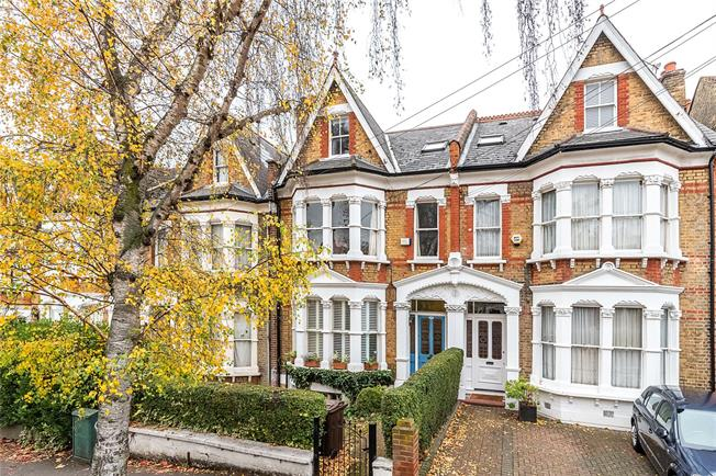 Asking Price £1,750,000, 5 Bedroom Terraced House For Sale in London, SE24