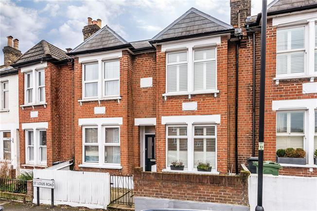 Asking Price £595,000, 2 Bedroom House For Sale in London, SE27