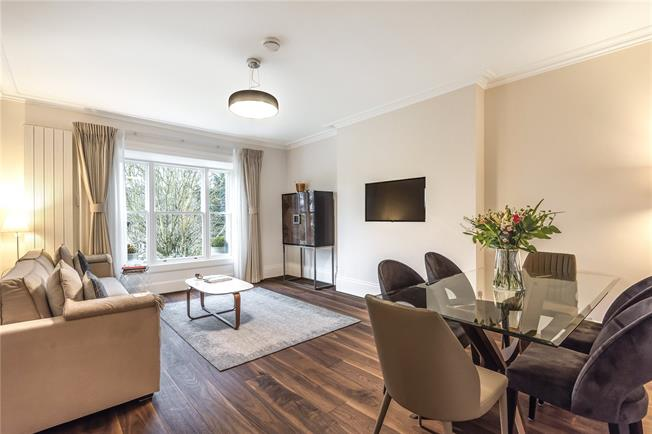 Asking Price £550,000, 2 Bedroom Flat For Sale in Beckenham, BR3