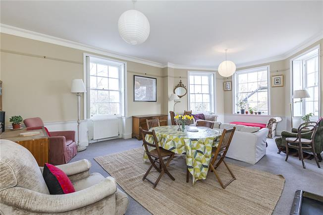 Asking Price £1,250,000, 3 Bedroom Flat For Sale in London, SE5