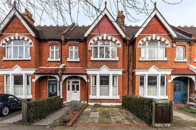 Asking Price £1,250,000, 5 Bedroom Terraced House For Sale in London, SE21