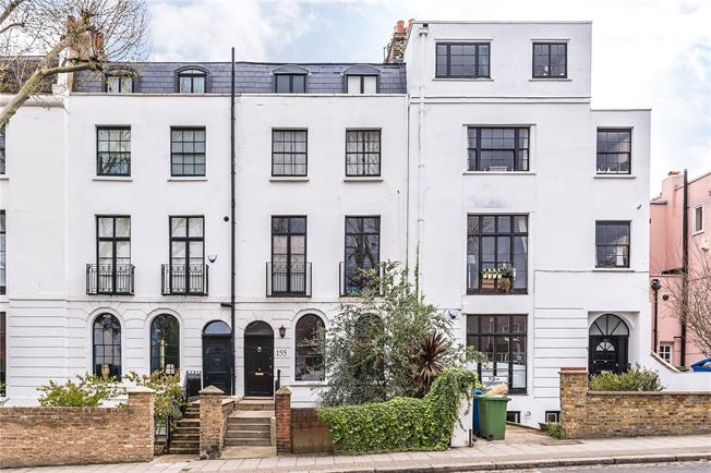 Asking Price £1,500,000, 4 Bedroom Terraced House For Sale in London, SE5