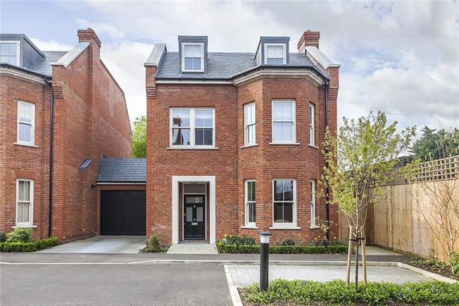 Asking Price £1,060,000, 5 Bedroom House For Sale in Beckenham, BR3