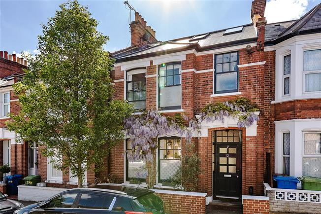 Asking Price £1,000,000, 3 Bedroom Terraced House For Sale in London, SE22