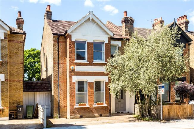 Asking Price £1,350,000, 5 Bedroom Semi Detached House For Sale in London, SE21