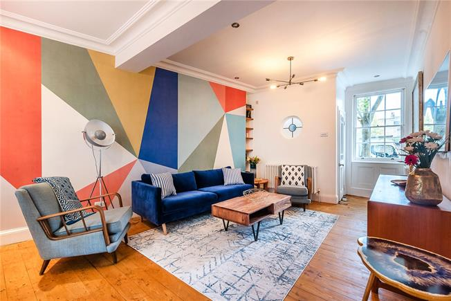 Asking Price £1,000,000, 3 Bedroom Terraced House For Sale in London, SE5