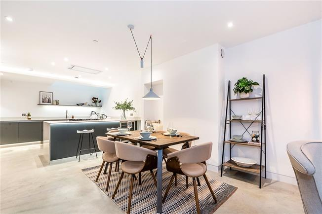 Asking Price £1,850,000, 5 Bedroom Terraced House For Sale in London, SE19