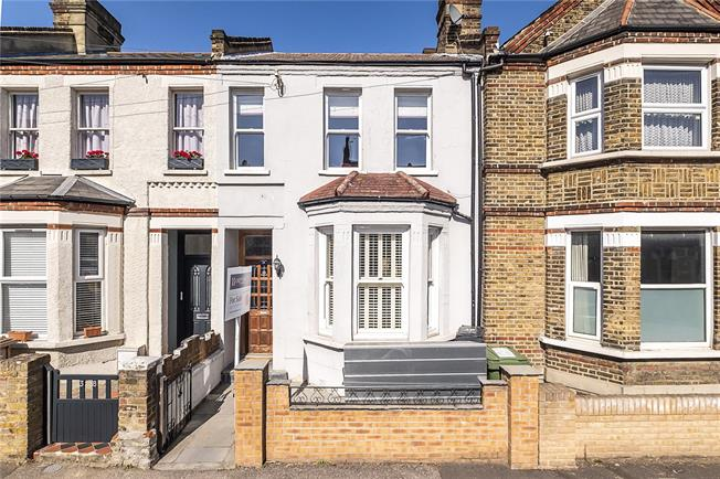 Offers in excess of £800,000, 3 Bedroom Terraced House For Sale in London, SE23