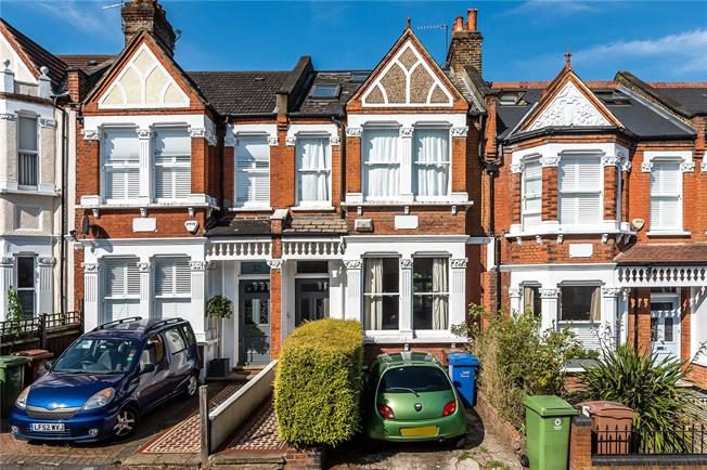 Asking Price £1,375,000, 5 Bedroom Terraced House For Sale in London, SE22