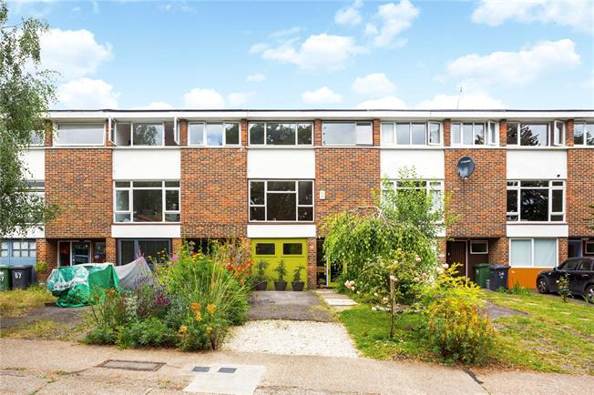 Offers in excess of £700,000, 4 Bedroom Terraced House For Sale in London, SE23