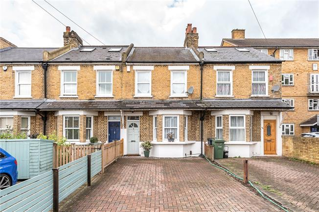 Asking Price £575,000, 3 Bedroom Terraced House For Sale in London, SE27