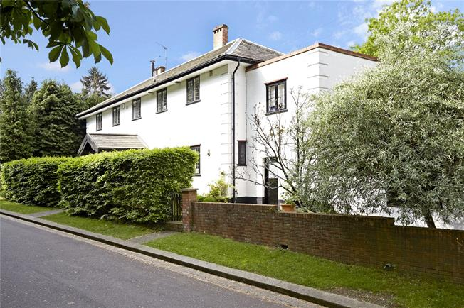 Offers in excess of £1,425,000, 4 Bedroom Detached House For Sale in Epsom, KT17