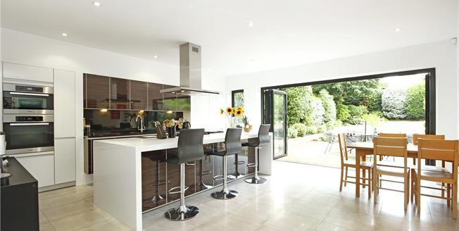Asking Price £1,325,000, 6 Bedroom Detached House For Sale in Surrey, KT22