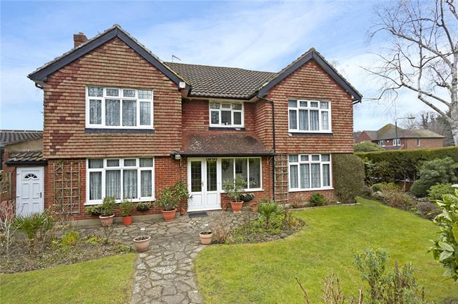 Guide Price £1,150,000, 5 Bedroom Detached House For Sale in Sutton, SM2