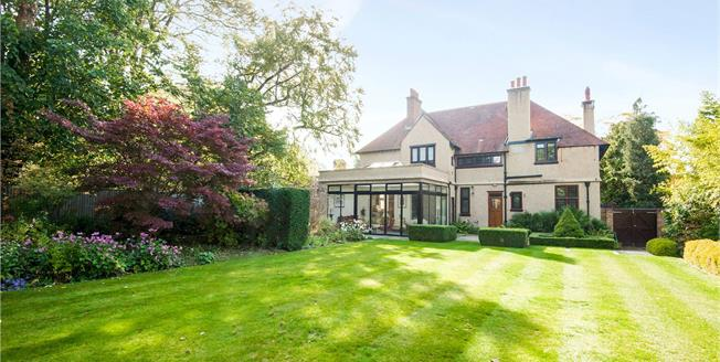 Guide Price £1,750,000, 5 Bedroom Detached House For Sale in Surrey, KT17