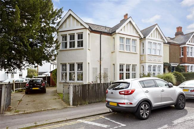 Asking Price £575,000, 3 Bedroom Semi Detached House For Sale in Epsom, KT17