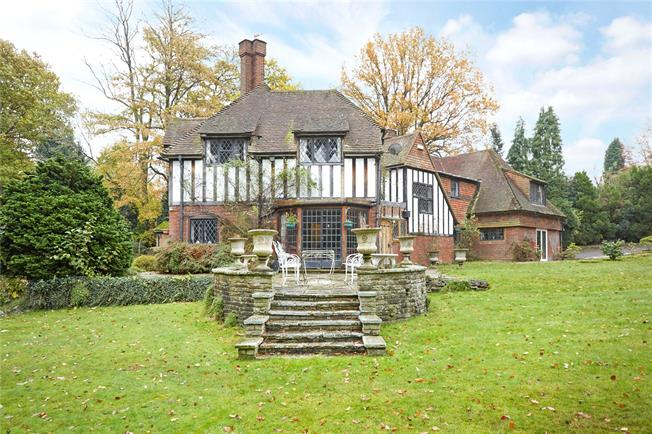 Guide Price £1,495,000, 6 Bedroom Detached House For Sale in Leatherhead, KT22