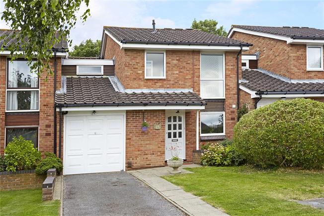 Guide Price £650,000, 4 Bedroom Terraced House For Sale in Epsom, KT18