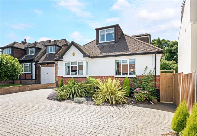 Asking Price £850,000, 4 Bedroom Detached House For Sale in Banstead, SM7