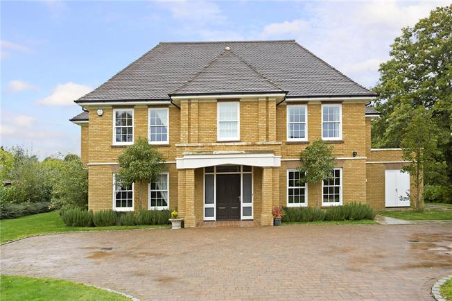 Price on Application, 5 Bedroom Detached House For Sale in Kingswood, Surrey, KT20