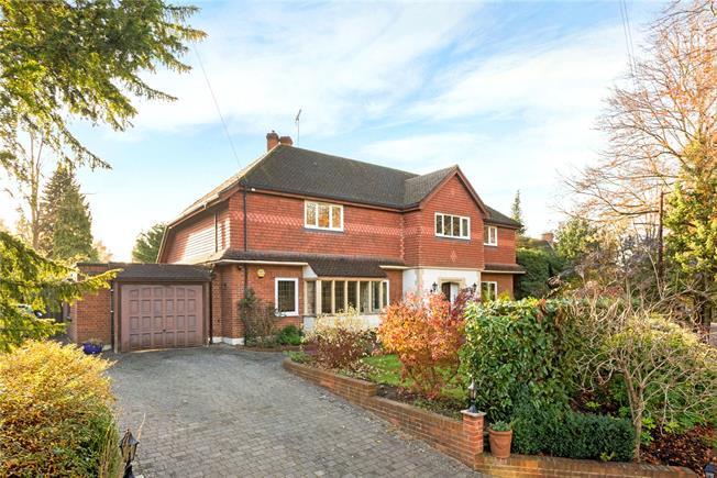 Price on Application, 6 Bedroom Detached House For Sale in Epsom, KT18