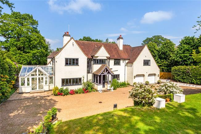 Asking Price £1,950,000, 7 Bedroom Detached House For Sale in Tadworth, Surrey, KT20