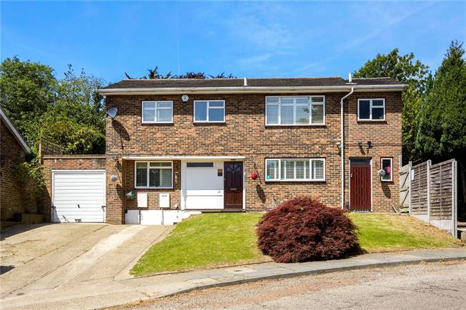 Asking Price £725,000, 5 Bedroom Detached House For Sale in Epsom, KT17
