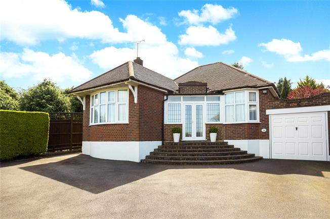 Asking Price £725,000, 4 Bedroom Bungalow For Sale in Surrey, KT18