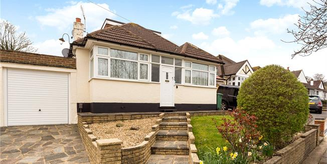 Offers in excess of £500,000, 3 Bedroom Bungalow For Sale in Banstead, SM7