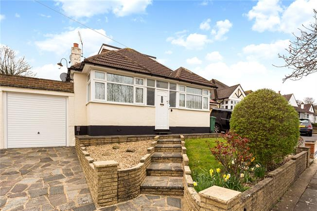 Asking Price £549,000, 3 Bedroom Bungalow For Sale in Banstead, SM7