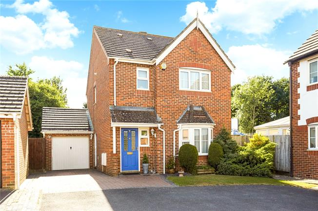 Asking Price £475,000, 3 Bedroom Detached House For Sale in Tadworth, KT20
