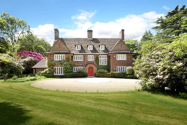 Guide Price £2,250,000, 7 Bedroom Detached House For Sale in Surrey, KT20