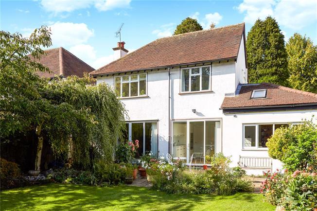 Asking Price £875,000, 3 Bedroom Detached House For Sale in Epsom, KT18