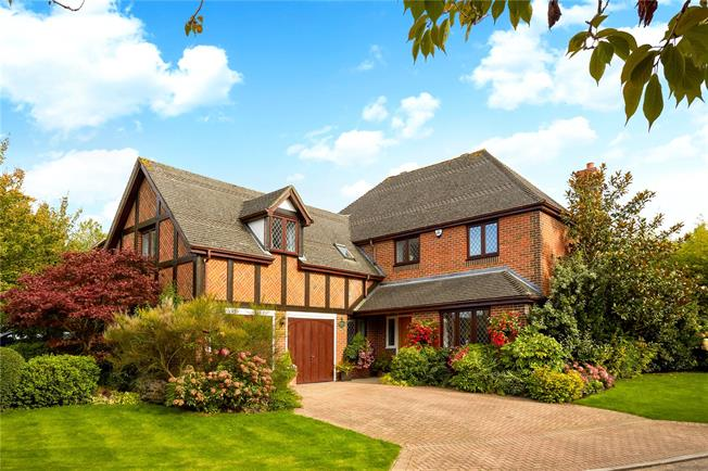 Asking Price £1,250,000, 5 Bedroom Detached House For Sale in Banstead, SM7