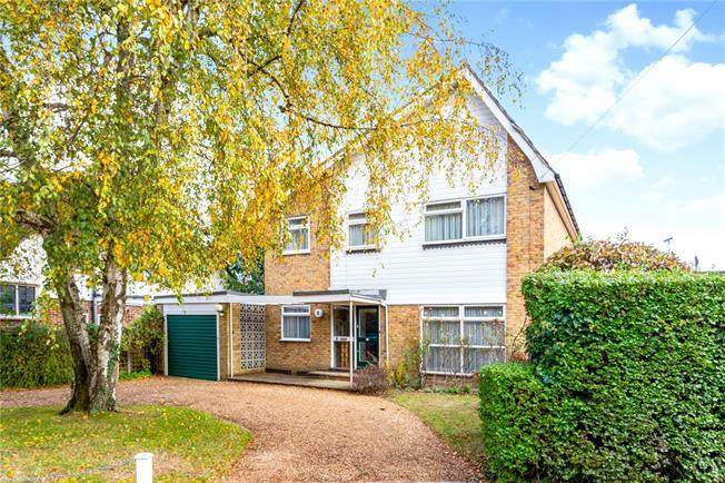 Asking Price £775,000, 3 Bedroom Detached House For Sale in Surrey, KT17