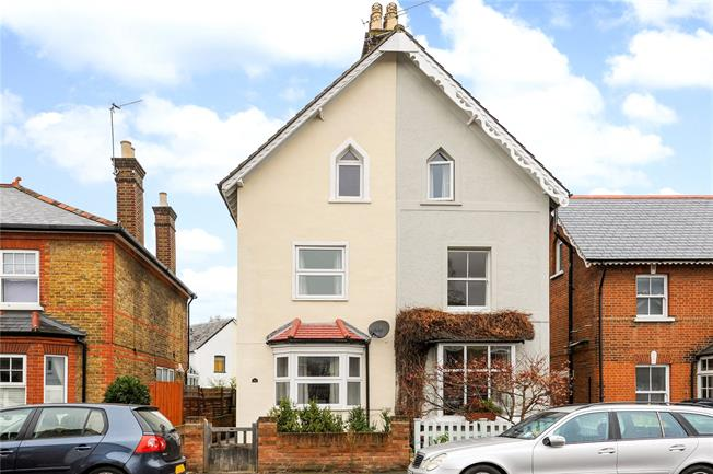 Asking Price £539,950, 3 Bedroom Semi Detached House For Sale in Epsom, KT17