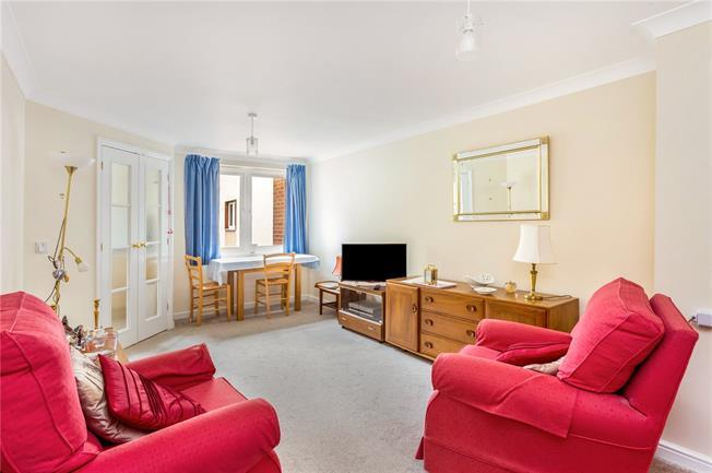 Asking Price £235,000, 1 Bedroom Flat For Sale in Epsom, KT19